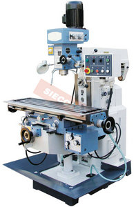 ZX6350A MILLING MACHINE