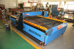TABLE SIZE PLASMA CUTTING MACHINE
