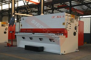 QC12Y SHEAR MACHINE