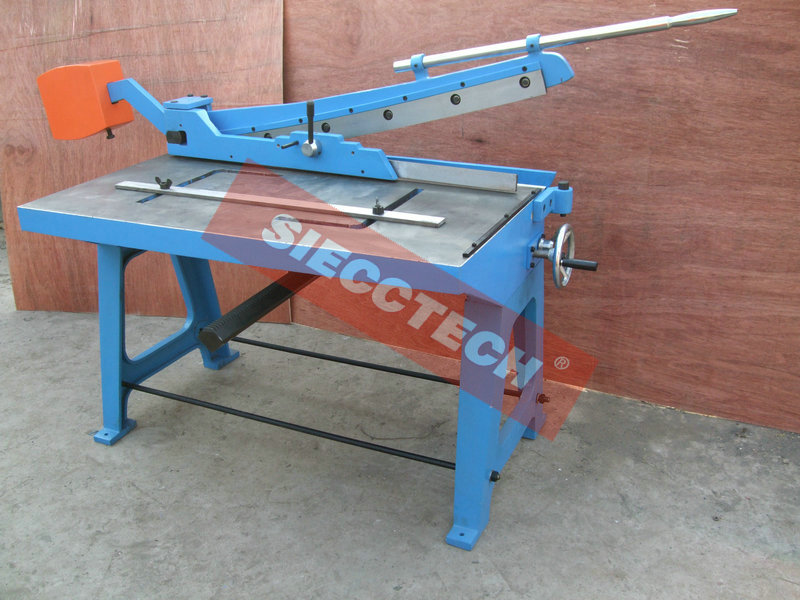 GS Type Hand Guillotine