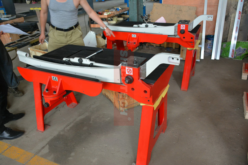 KHS Type Manual Guillotine